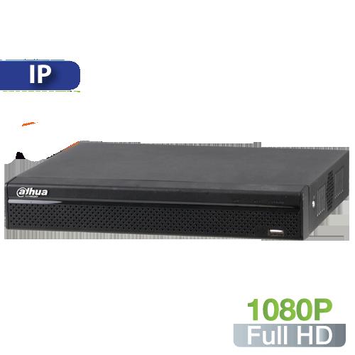 Grabadores NVR IP