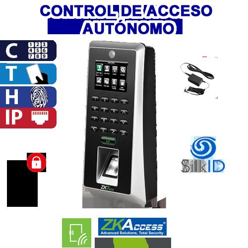 Control de Acceso Stand-Alone (Autónomo)